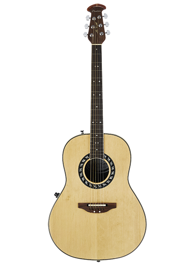 1627VL-4GC - Glen Campbell Non-Cutaway - Natural