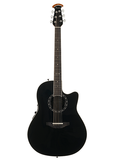 2771AX-5 - Timeless Balladeer - Black