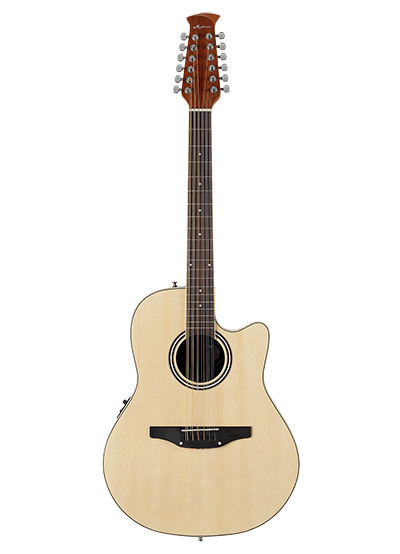 AB2412II-4- Applause®  Standard 12-String - Natural