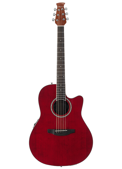 AB24II-RR - Applause Standard - Ruby Red