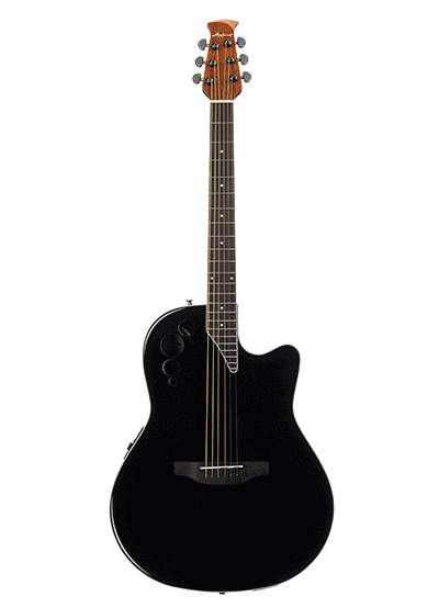 AE44II-5 - Applause Elite - Black