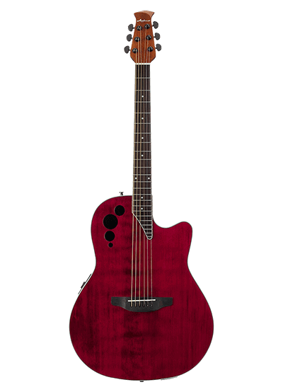 AE44II-RR - Applause Elite - Ruby Red