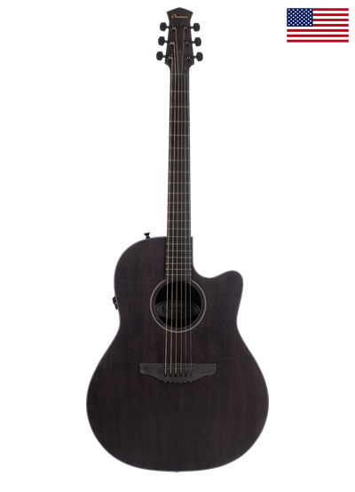 ASXSTRMSD-ES - American Limited - American Main Stage - Ebony Stain