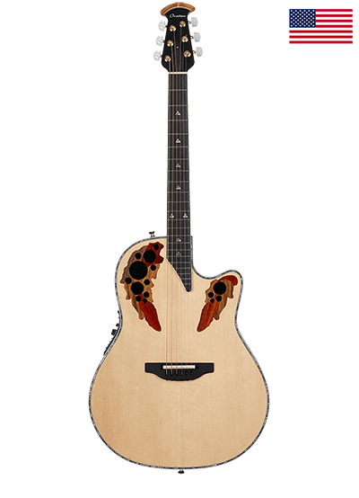 C1868LX-4- American LX Custom Elite - Natural