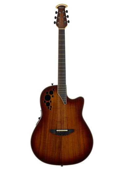 C2078AXP2-KOAB - ExoticWood Elite - Aged Natural Burst On Koa