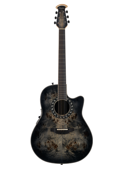 C2079AXP2-PB- ExoticWood Legend - Dark Burst On Exotic Poplar