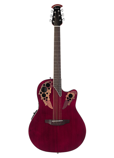 CE44-RR - Celebrity Elite - Ruby Red