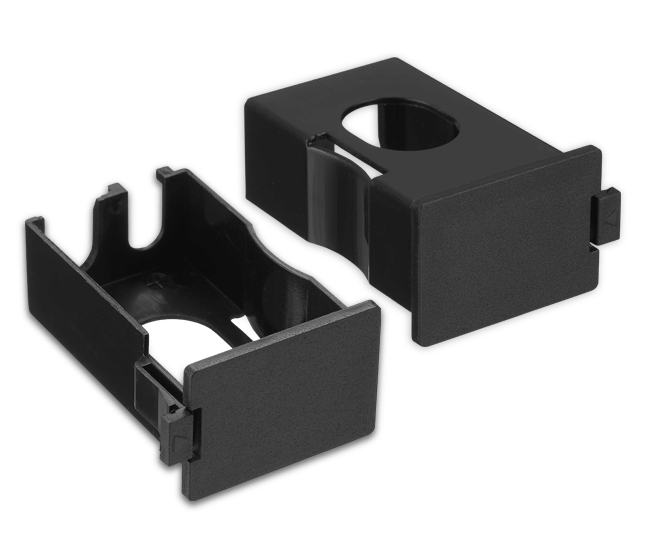 RC-BH60 - Battery Holder For Flat Faceplate Battery Box