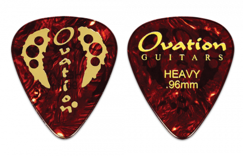 9426-H - Ovation Guitar Pick Pack - Heavy