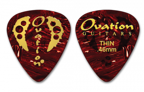 9426-T - Ovation Guitar Pick Pack - Thin