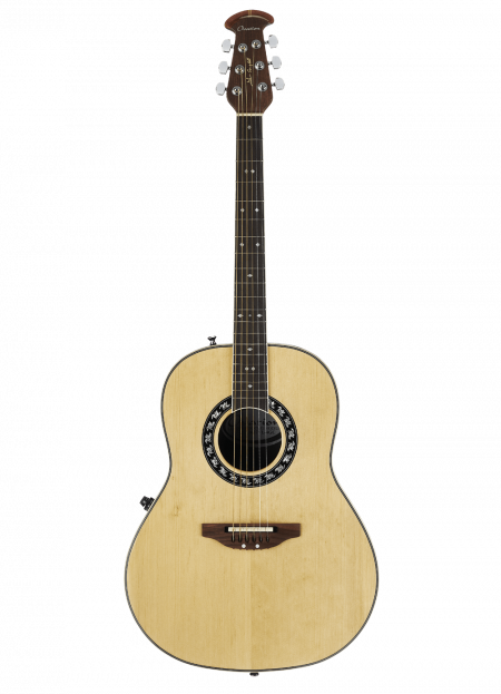 1627VL-4GC - Glen Campbell Non-Cutaway - Natural - Front