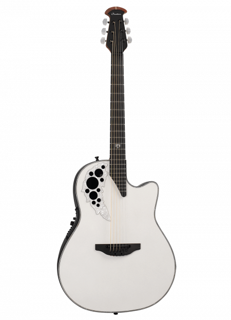 2078ME-6P - Melissa Etheridge - Pearlescent White - Front