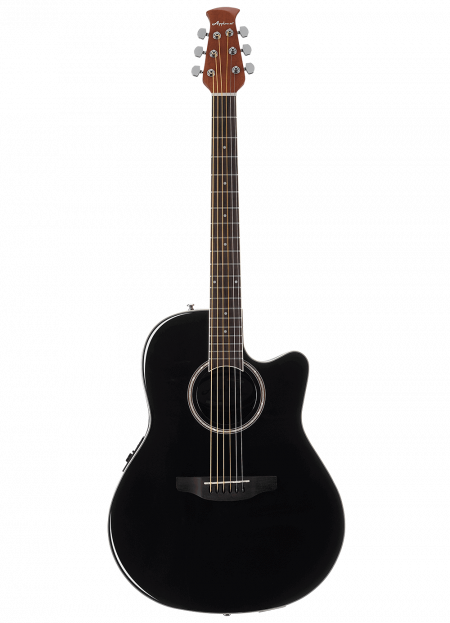 AB24II-5 - Applause Standard - Black - Front