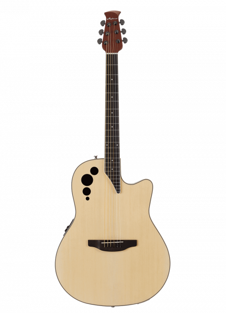 AE44II-4 - Applause Elite - Natural - Front