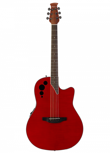 AE44IIP-CHF - Applause Elite Exotic - Cherry Flame - Front
