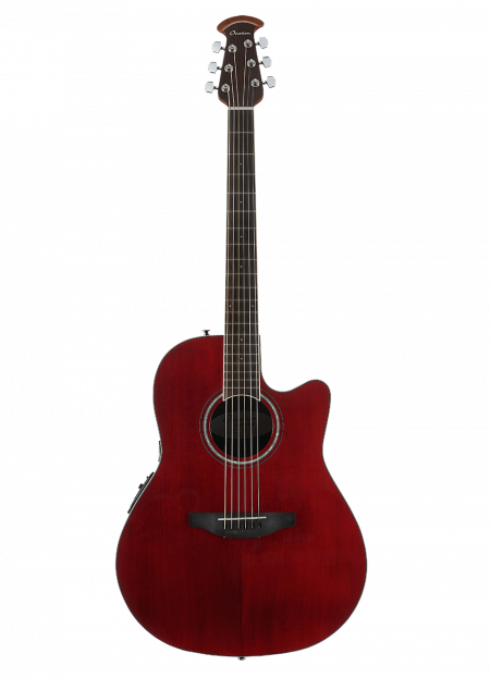 CS24-RR - Celebrity Standard® - Ruby Red - Front