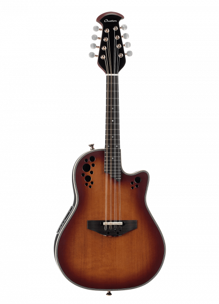 MM68AX-DS - Pro Series Mandolin - Distressed Spruce - Front
