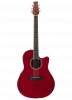 AB24II-RR - Applause Standard - Ruby Red - Front